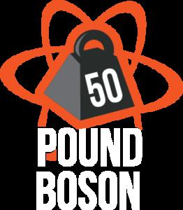 50 Pound Boson logo